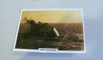 1974  HMS Coventry Destroyer warship framed picture